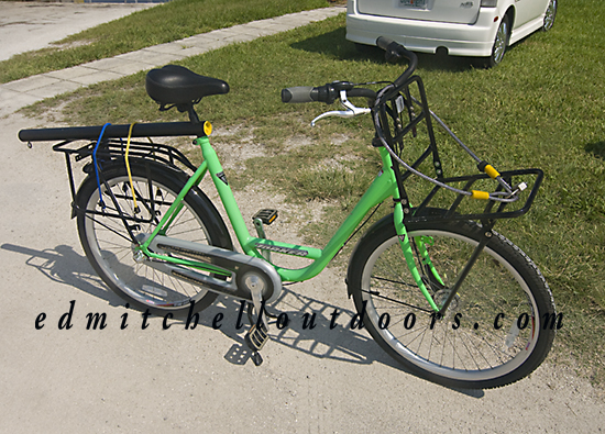 Torker Utility Bike