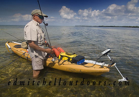 Adding An Electric Motor To Your Kayaked Mitchell Outdoors