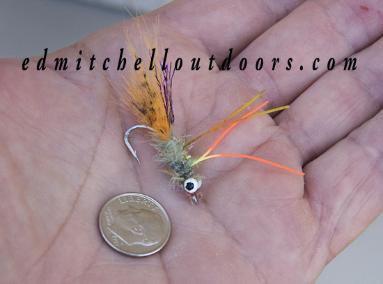 Size 6 Crab Fly