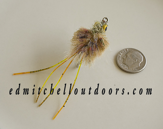 Crab Fly for Redfish