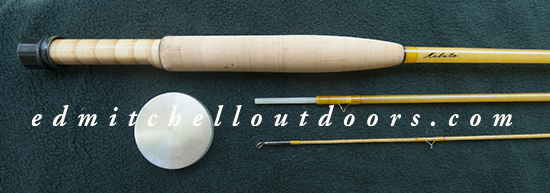 A Kabuto Fly Rod