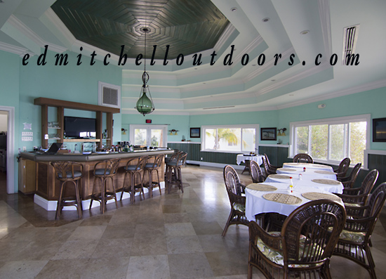 The Lodge's Dinning Hall