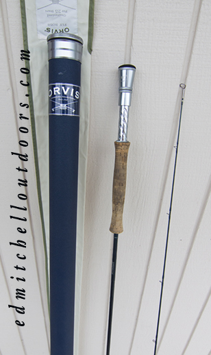 Orvis T3 8wt Fly Rod