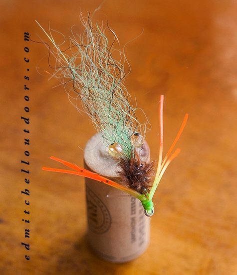 Fly for Tailing Redfish