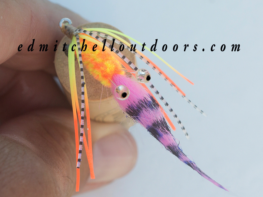 Neon Crab Fly