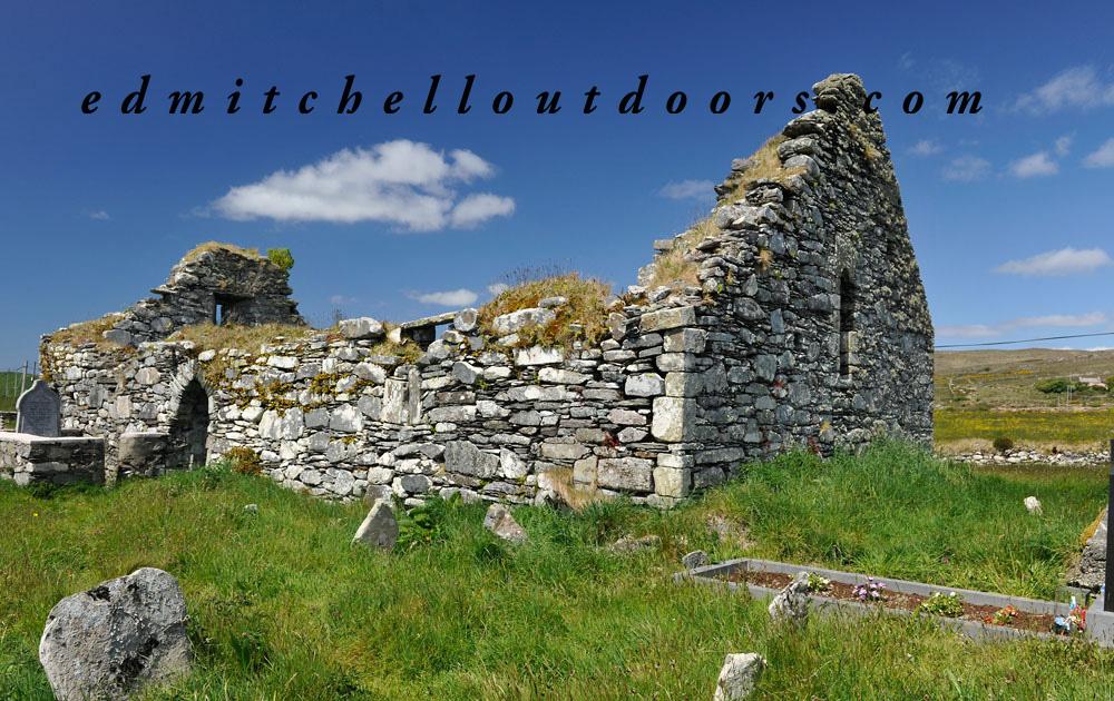 "Church of St. Kilcatherine or ""Cill Chaitighern"""