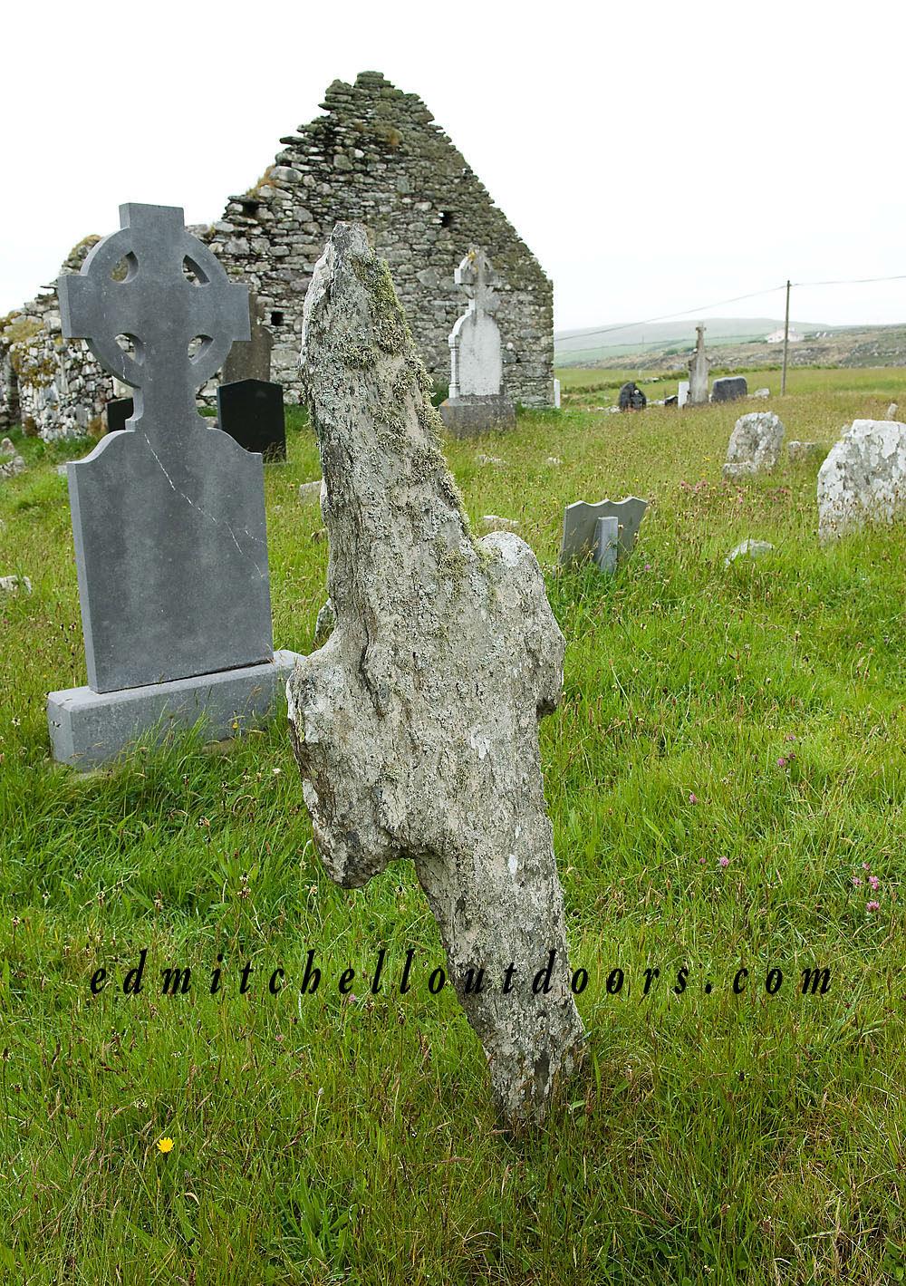 The Earliest Christian Cross in Ireland?