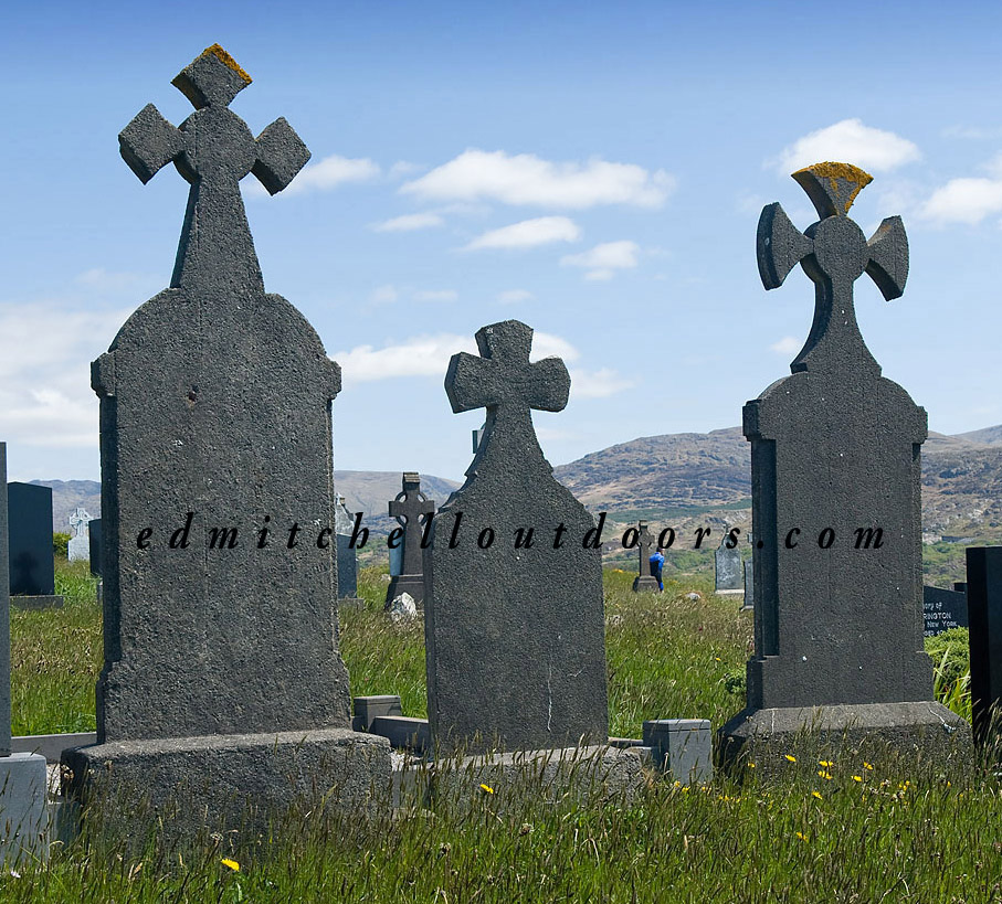 Three Different Crosses