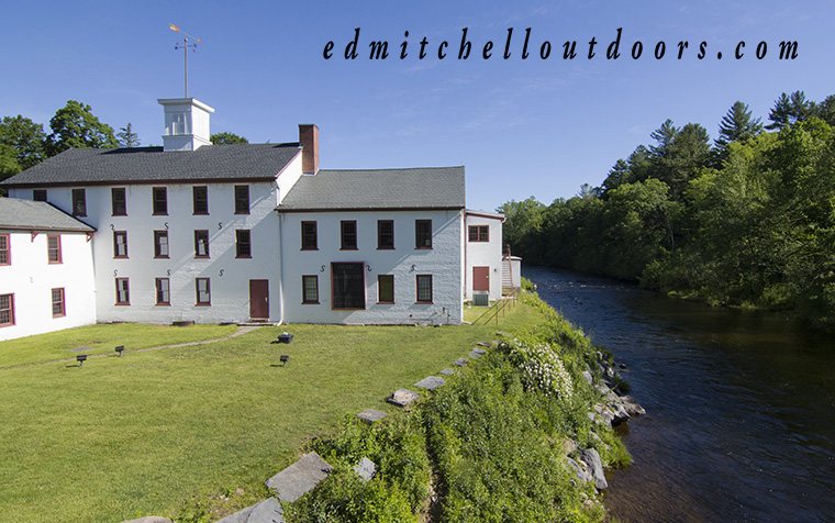 Farmington River by the old Hitchcock Chair Factory