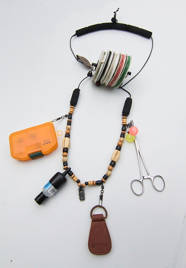 Using a Fly-Fishing Lanyard