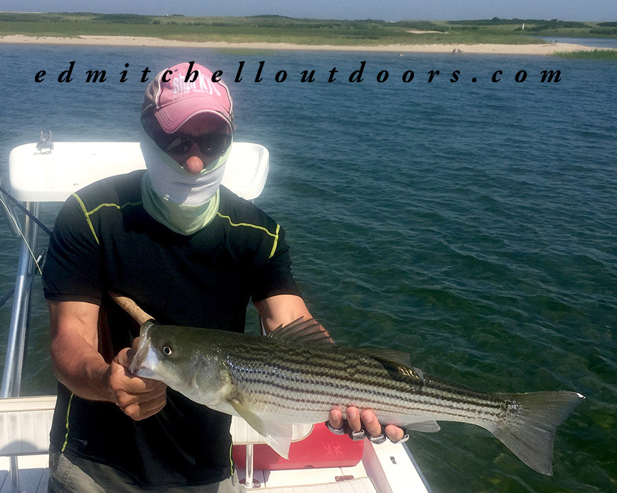 Fly-Fishing on Block Island