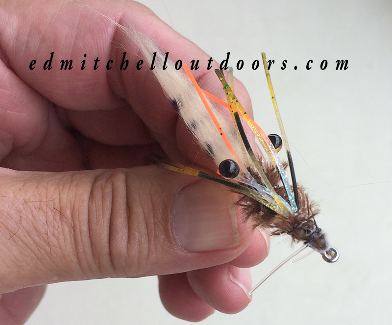 Unweighted Crab Fly
