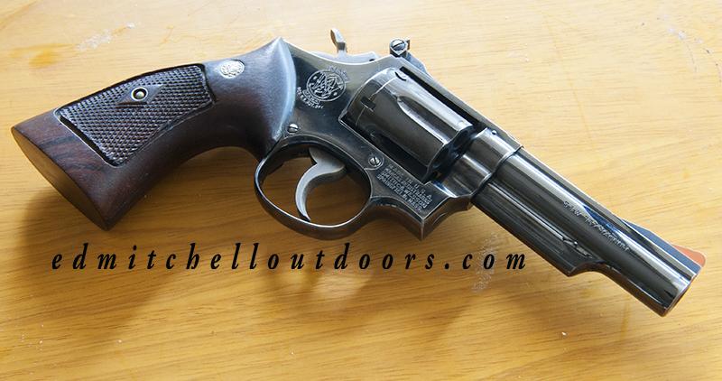 S&W model 19 .357 Combat Magnum