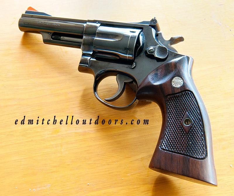 S&W model 19-2 .357 Combat Magnum